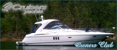 The Cruisers Yachts Owners Club Forum Index Page