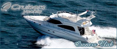 The Cruisers Yachts Owners Club Forum • View forum - Owners